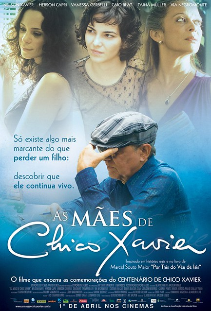 Cartaz: As Maes de Chico Xavier