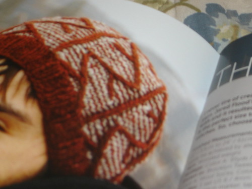 West Knits Book 2 hat