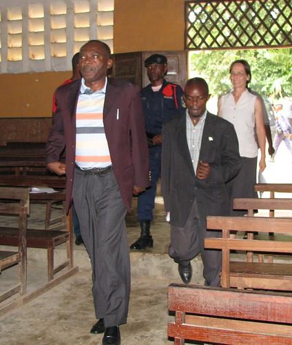Mendes Masudi vice gouverneur Maniema