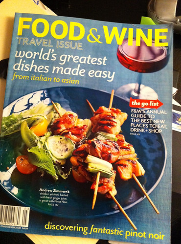 Food + Wine, May 2011