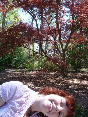 This Seemed Like a Good Idea at the Time (Birthday Picnic at Duke Gardens)