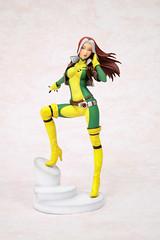 Figura de Pícara de los X-Men (Rogue)  Bishoujo (Acero y Magia) Tags: rogue marvel kotobukiya figura bishoujo