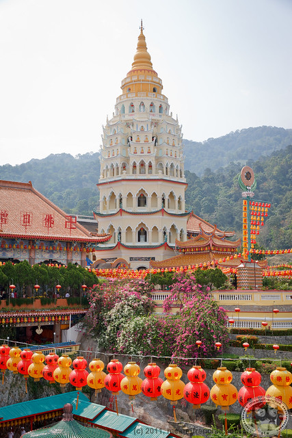 Kek Lok Si or Temple of Supreme Bliss