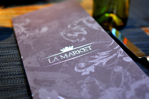 LA Market at the JW Marriott Hotel - Downtown