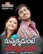 Nuvvekkadunte Nenakkadunta Telugu Movie
