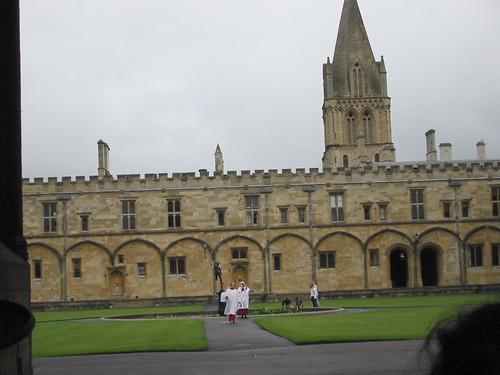 Some Oxford Garden