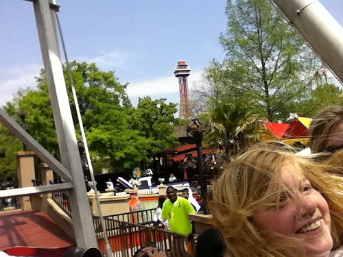 Six Flags!!