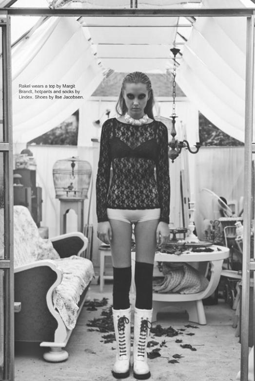 Editorial in FART Magazine