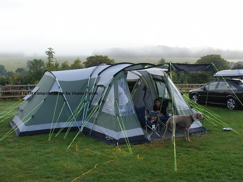 OT- Outwell 8 person family tent for sale u2013 £150  sc 1 st  Singletrack Magazine & OT- Outwell 8 person family tent for sale u2013 £150 u2013 Singletrack ...