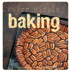 super simple baking logo