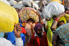 Pilgrims (Leonid Plotkin) Tags: india festival asia traditional religion ritual tradition hindu hinduism pilgrim mela sangam pilgrims allahabad pryag maghmela
