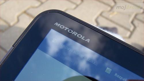 Motorola na zewnątrz