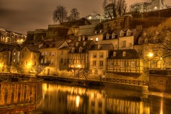 Luxembourg_by_night (Christophe Pfeilstcker) Tags
