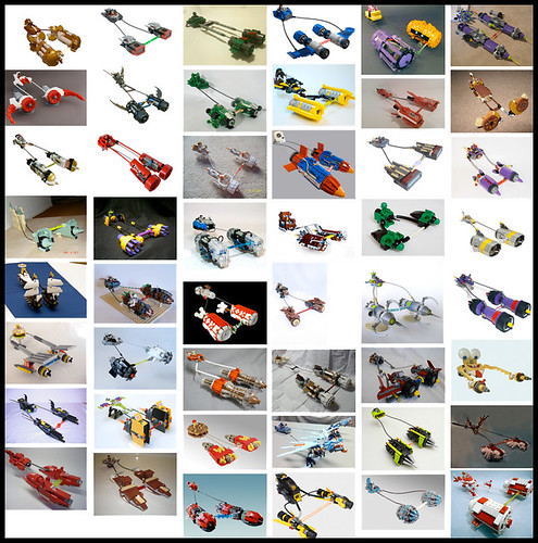 2011 Podracer Challenge Entries