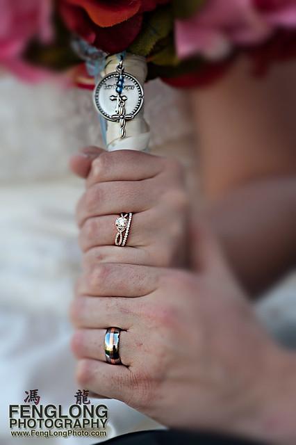 The Rings | Jennifer & Derek's Red Top Mountain Wedding, Cartersville, Georgia [Atlanta Wedding Photographer]