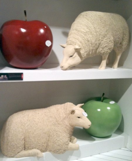 phillips sheep and apples
