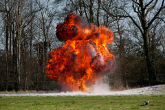 booooooooom (Keane Beamish) Tags: fire fireworks smoke flames explosion boom petrol gasoline pyro bomb fireball explosives specialeffects sfx pyrotechnics supersonic shockwave kerosine detcord