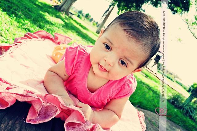 Ésta bella Princesa está hoy en el Blog