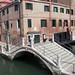 streets, canals, bridges = Venice