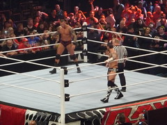CM Punk vs Randy Orton