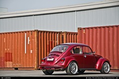 VW 1303RS (Mimimii77898090) Tags: red summer cars mike car vw volkswagen photography nikon angle belgium beetle wide automotive nikkor rims tamron d5000 mikecrawatphotography crawat 1303rs