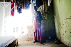 World Malaria Day: Weakened immune system (Christian Aid Images) Tags: poverty canon health impact nigeria nets disease hivaids malaria 450d worldmalariaday