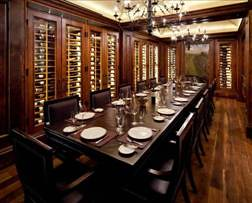 Wine classes at The Jefferson Hotel, Washington DC
