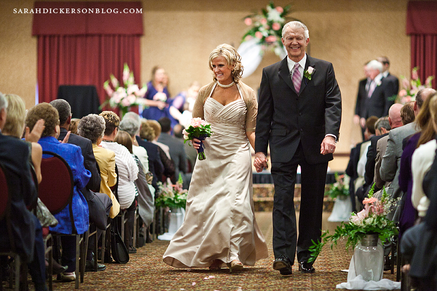 Topeka Ramada wedding photographers