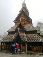 Gol Stave Church in Norway