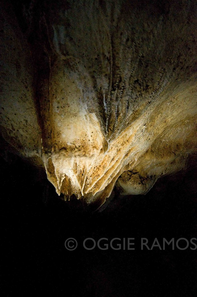 Ccagayan _ Sierra Cave Bacon Stalactites