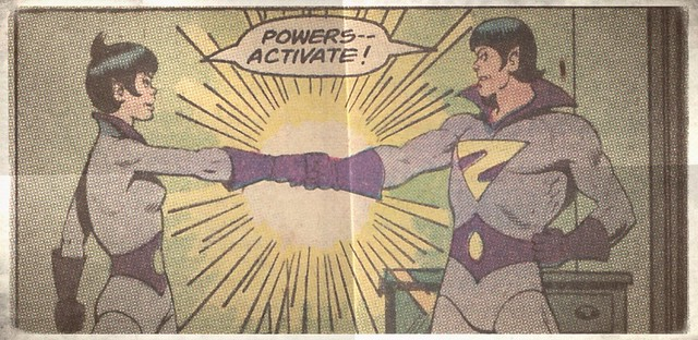 Wonder Twins Powers--Activate (Flare Edit)