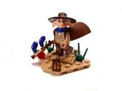 "Stanley ""Big Ears"" Smith (Sabarrus) Tags: big cowboy lego space ears minifigure lcn"