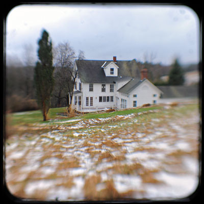 vermont farmhouse by valcox