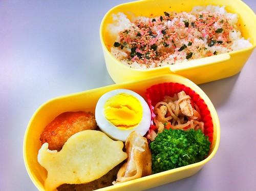 今日のお弁当 No.154 – 焼鮭