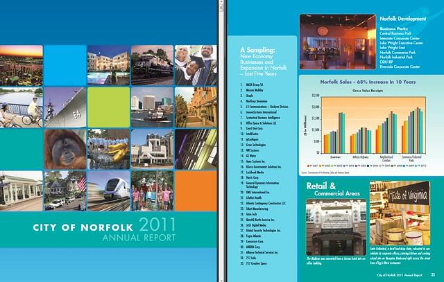 City of Norfolk 2011 Annual Report :: JASE Digital Media