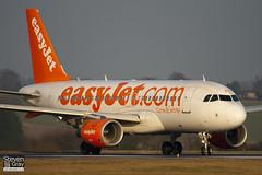 G-EZAG - 2727 - Easyjet - Airbus A319-111 - Luton - 110131 - Steven Gray - IMG_8698