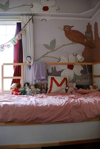Bird's room : WIP