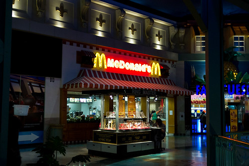 Mcdonalds I Sundbyberg