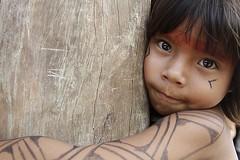 Samira (Lucille Kanzawa) Tags: brazil brasil indian ndio tocadaraposa brazilianindian ndiobrasileiro kuikuru lucillekanzawa