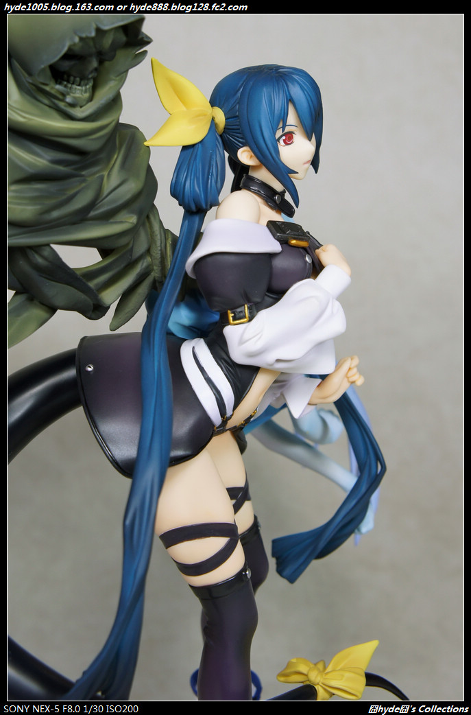 【ALTER】GUILTY GEAR XX  ΛCORE DIZZY 1/8 PVC Figure - hyde -     囧HYDE囧の御宅部屋