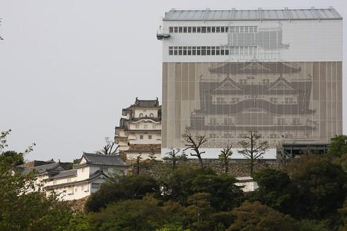 化粧直し / Himeji Castle
