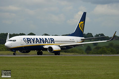 EI-DPC - 33604 - Ryanair - Boeing 737-8AS - Luton - 100608 - Steven Gray - IMG_3446