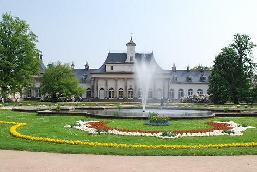 Schloß und Schloßpark Pillnitz