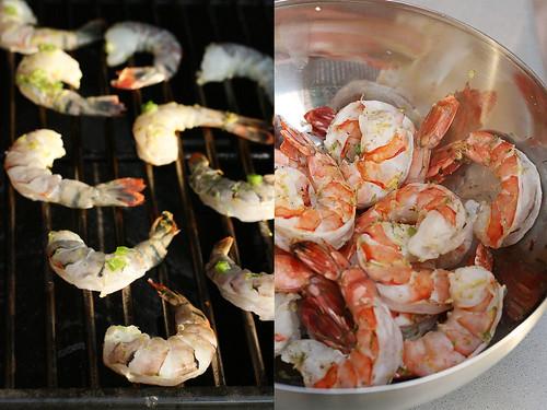 Grilled Margarita Shrimp