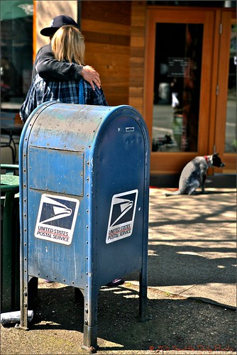 Theme Day:  Mail Box