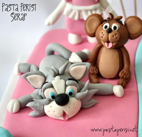 tom & Jery cake