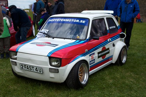 Fiat 126 With Yamaha Engin A Photo On Flickriver