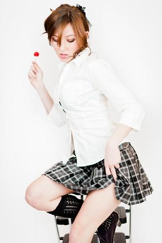フリー写真素材, 人物, 女性, コスチューム, 学生服・セーラー服,