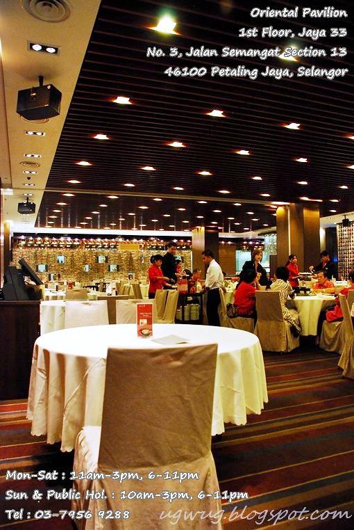 Oriental Pavilion, Jaya 33