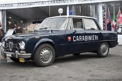 Spettacoloo!! (Raffaele Russo (LeleD445)) Tags: car police super alfa romeo 1970 1980 70 carabinieri giulia anni